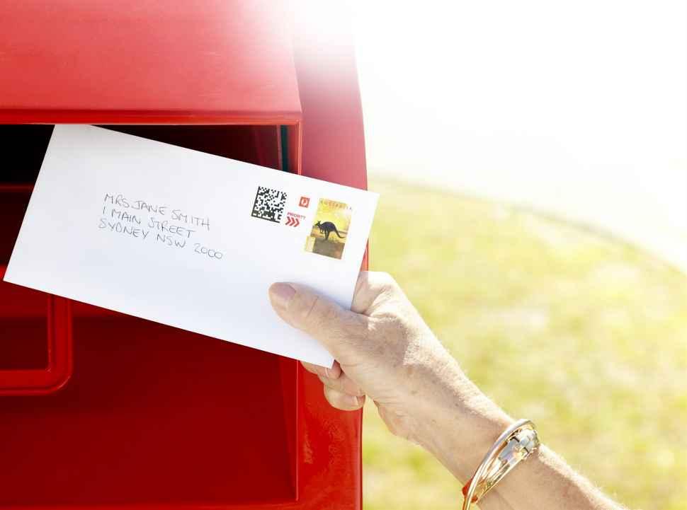 Mailbox dellivery